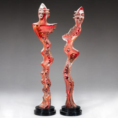 The Red Couple II